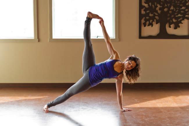 मांसपेशियों पर करें ध्यान केंद्रित