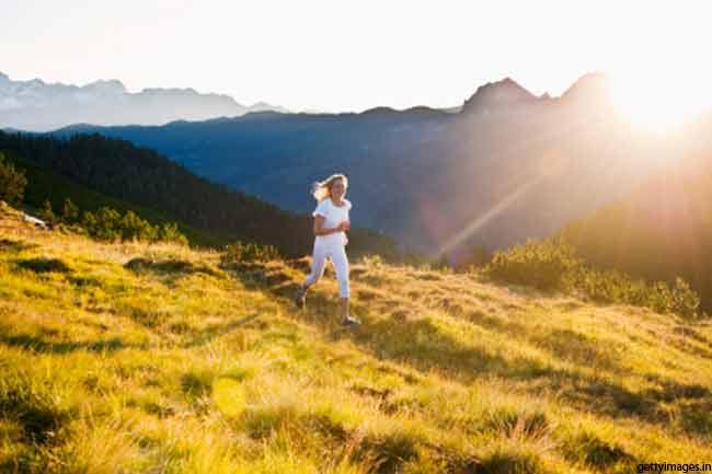 सुबह की दौड़ है फायदेमंद