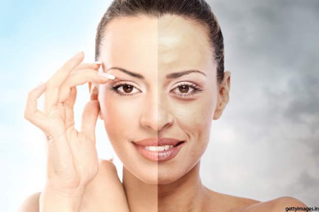 त्वचा की समस्या में लाभकारी