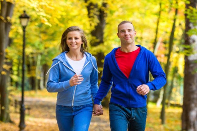 व्यायाम से बढ़ती है ऊर्जा