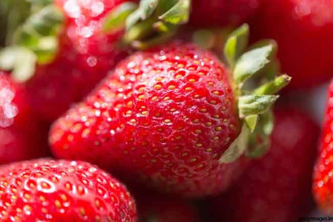 Strawberry and Sour Cream