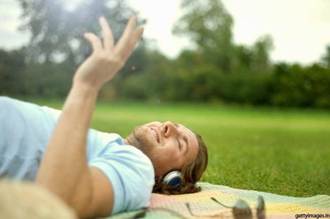 संगीत दूर करता है अकेलापन