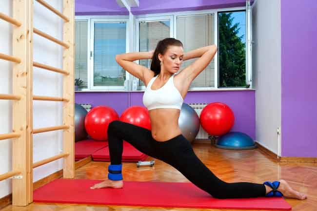 व्यायाम करें