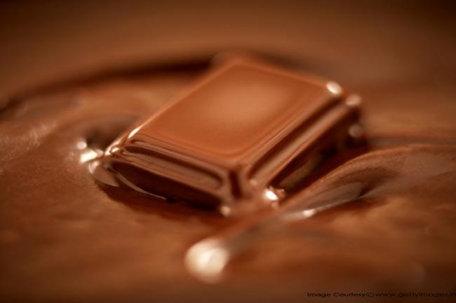 चॉकलेट के स्वास्थ्य लाभ