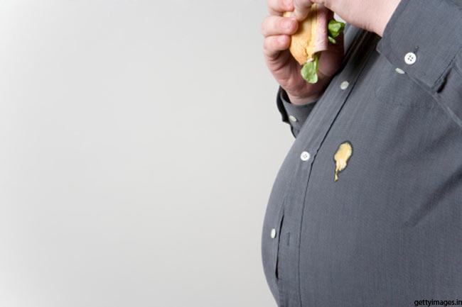 मोटापे का खतरा
