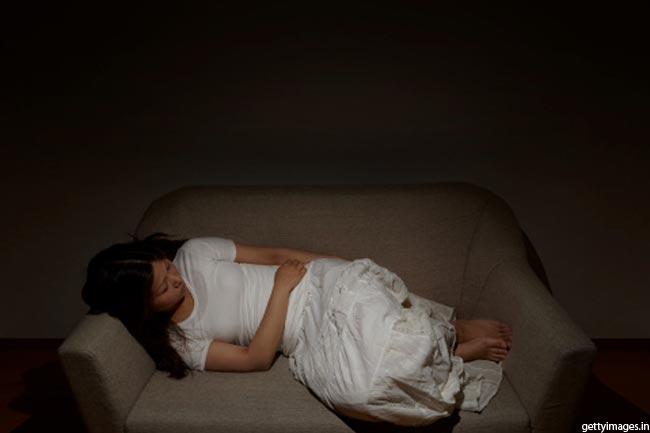 महिलाओं में लक्षण
