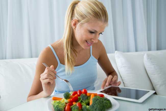 स्वस्थ आहार खायें