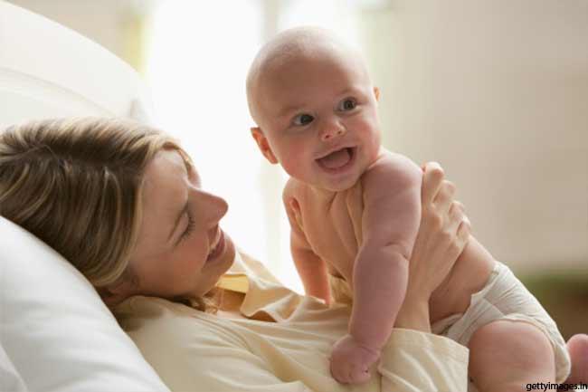 पहले शिशु की देखभाल
