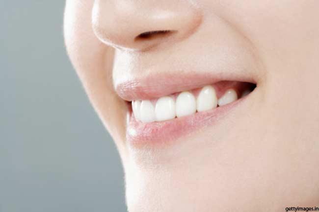 दांतों के लिए फायदेमंद
