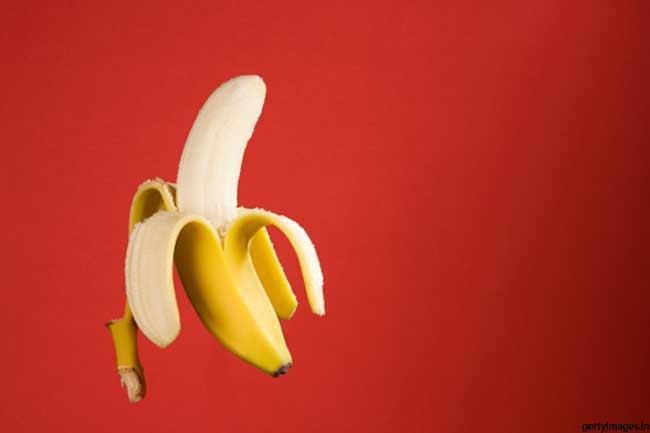 केला और दही