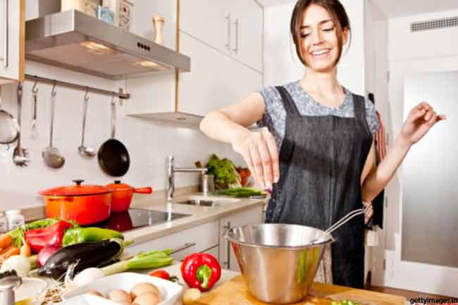 खाना पकाने का तरीका बदलें