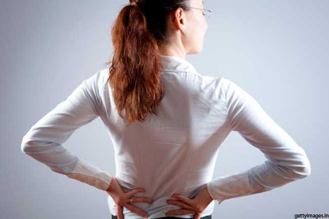 पीठ के निचले हिस्से में दर्द