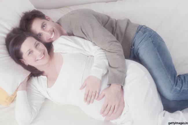 गर्भावस्था के दौरान सेक्स न करें
