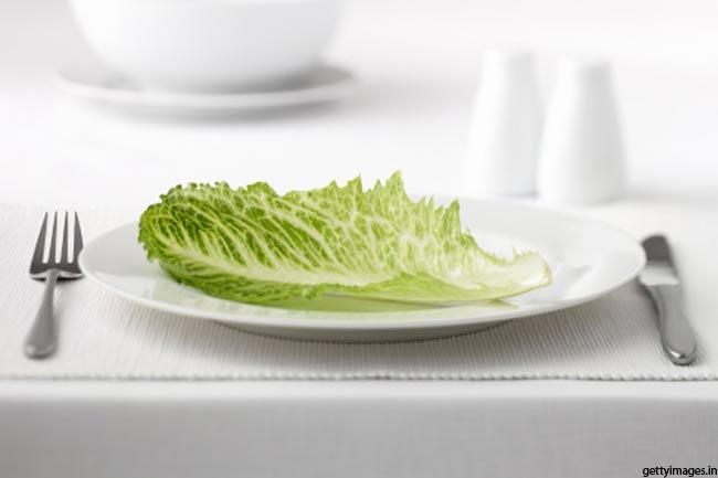 Reduce Calorie Intake