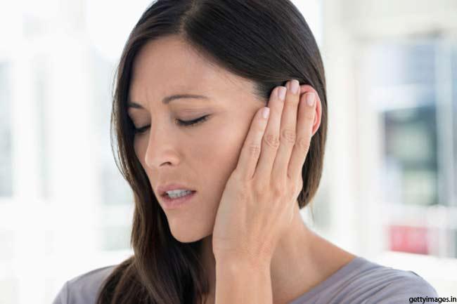 कान में दर्द