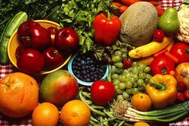 विटामिन से भरपूर आहार