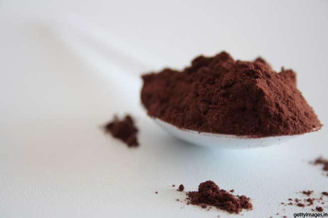 चॉकलेट पाउडर
