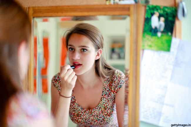 The lip Test