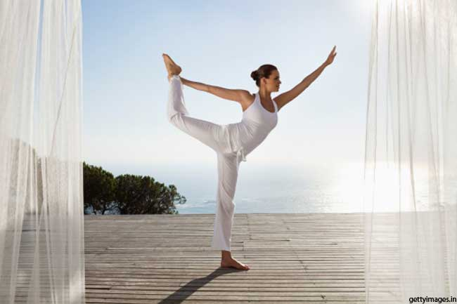 Yoga improves your health as well as sex life