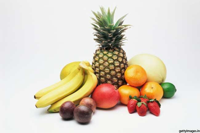 मीठे फल और खट्टे फल