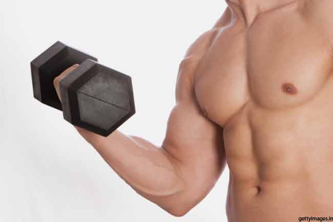 Do a mix of strength and intense cardio