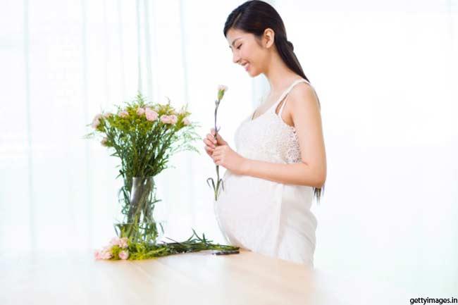 गर्भावस्था में नाक की संवेदनशीलता
