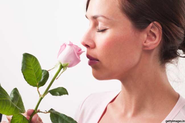महिलाओं की नाक तेज