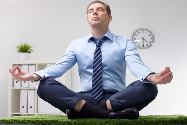 नियमित ध्यान व योग