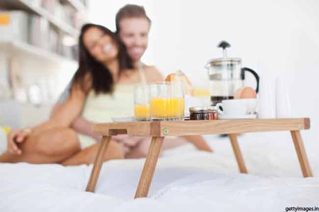 प्रोटीनयुक्त नाशता