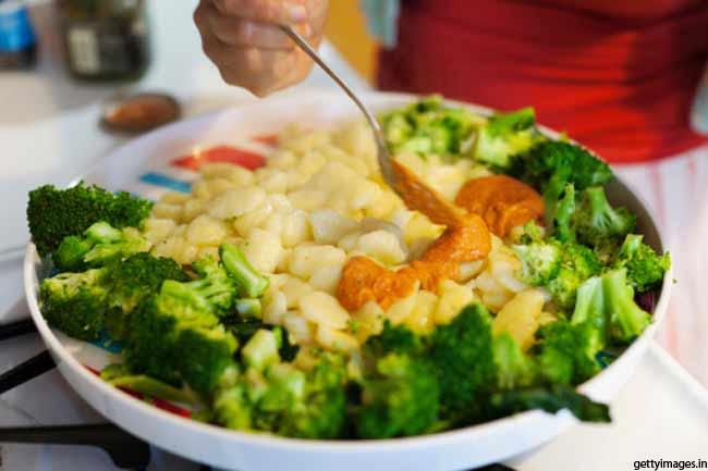 स्वास्थ्यवर्द्धक आहार