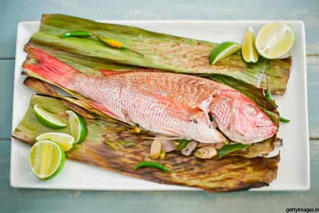 मछली का सेवन