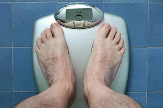 मोटापे से राहत