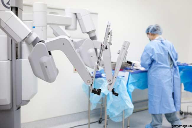 रोबोटिक तकनीक
