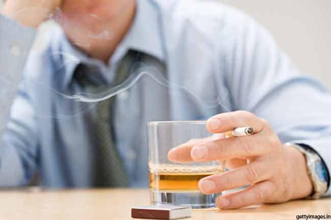 तंबाकू उत्पाद और धूम्रपान
