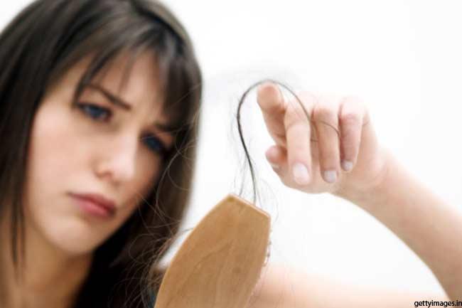 बाल को गिरने से बचाए