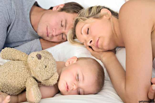 वैवाहिक जीवन पर बच्चे का प्रभाव