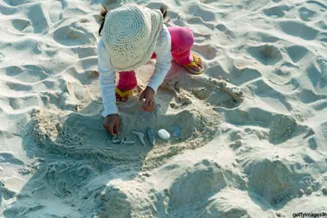 मिट्टी एक 'कला'