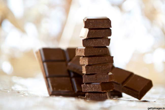 विटामिन 'बी' वाली डार्क चॉकलेट