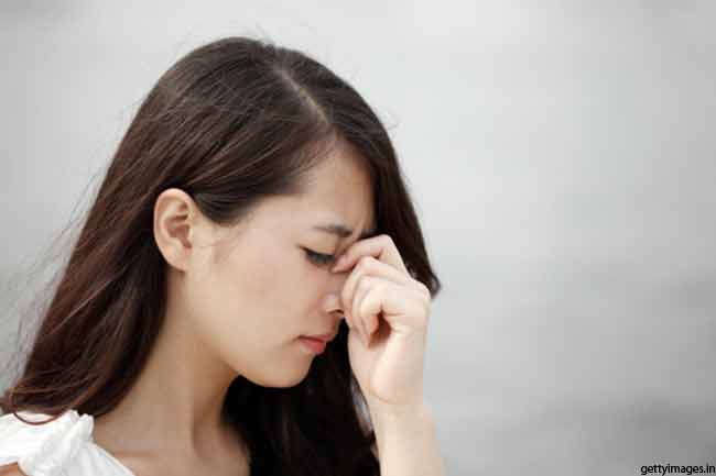 महिलाओं में एसडीटी के लक्षण