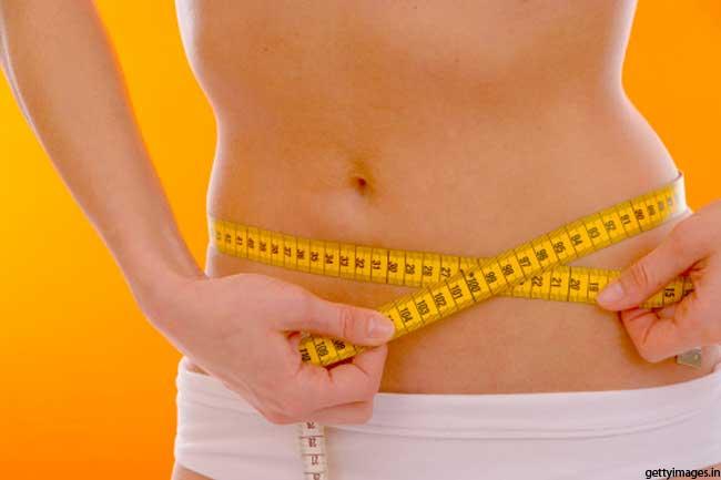 वजन कम करें