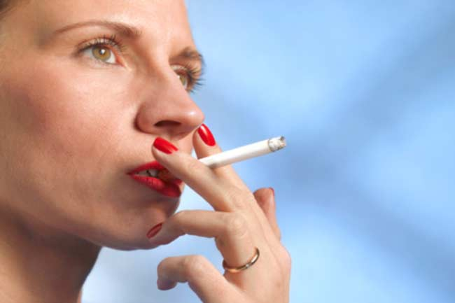 धूम्रपान के कारण