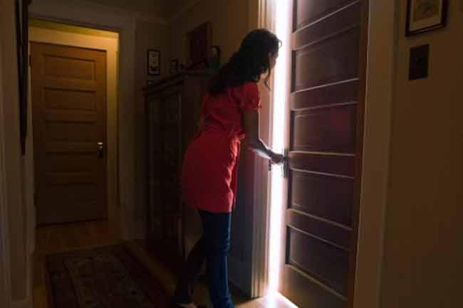 दरवाजे में रिमाइंडर सेट करें