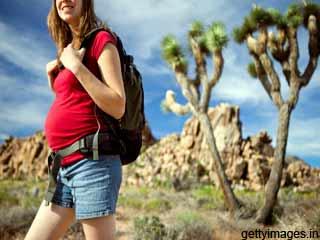 गर्भावस्था के दौरान यात्रा करना कितना सुरक्षित