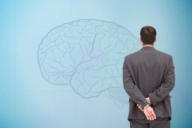 मस्तिष्क पर असर