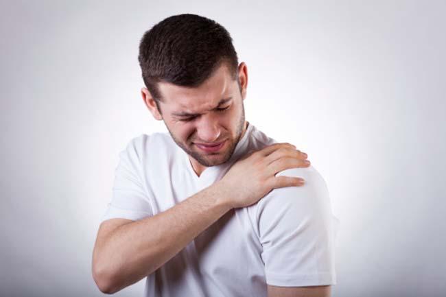 मांसपेशियों पर असर