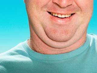 Banish your chin twin with these exercises