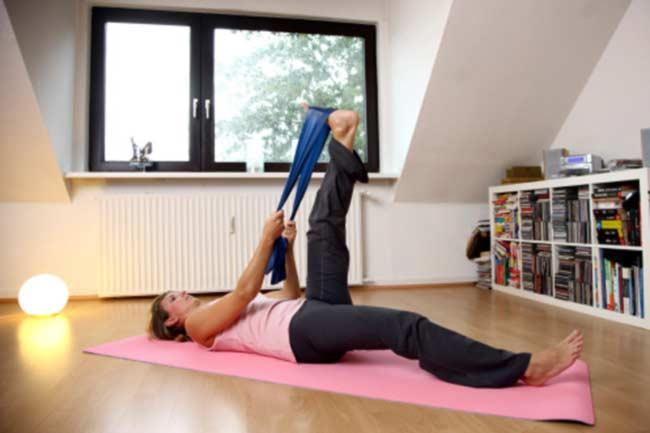 व्यायाम के दौरान एब्स को महसूस किया जा सकता है ?