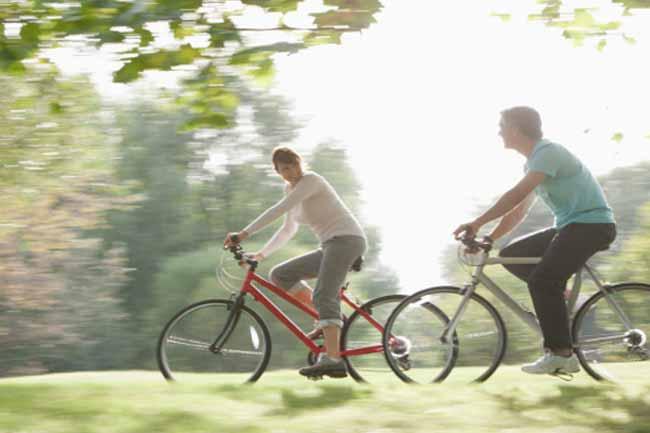 साइक्लिंग के फायदे