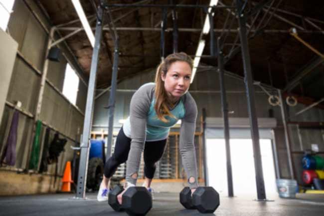क्या व्यायाम के साथ खानपान का असर वजन पर होता है ?