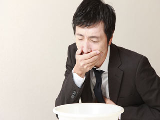 What are the symptoms of Cyclic Vomiting Syndrome?